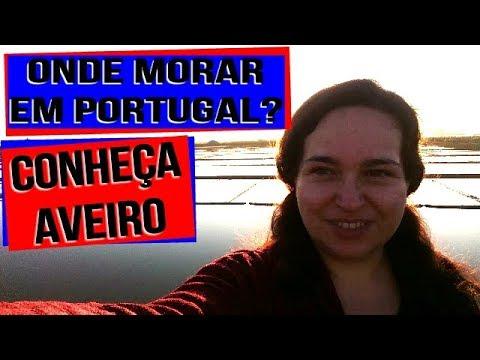 Onde morar em Portugal? Conheça Aveiro