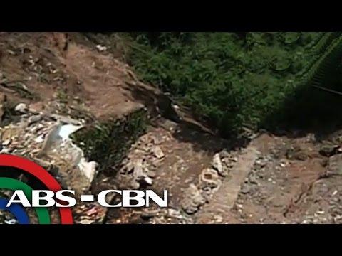 UKG: Sinkhole sa Benguet, mas lumala