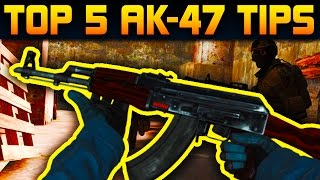 Top 5 CS:GO AK-47 Tips