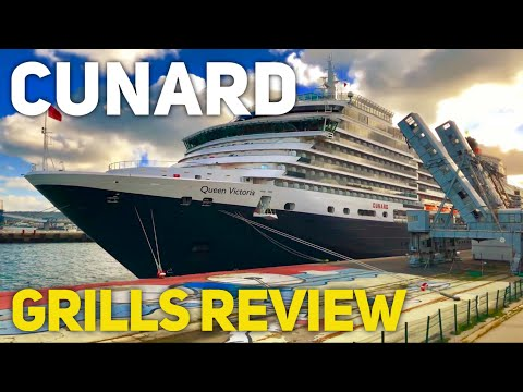 Cunard Queens Grill review - Worth the extra money?