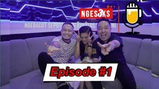 #NGES3KS | EPS 1 - RAHASIA DJ DERINA DERIN