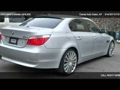 Worksheet. 2005 BMW 5 series 530i  for sale in Yonkers NY 10710  YouTube