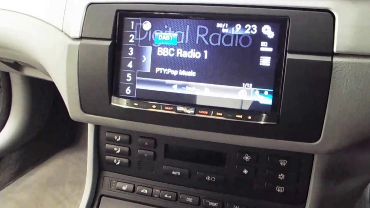 bmw radio chassi [ 1280 x 720 Pixel ]
