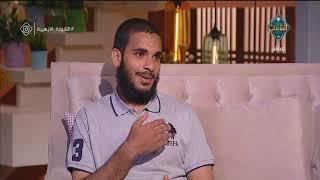 الأول على الثانوية الأزهرية يحكي سعادته عند استقباله مكالمة تكريمه من الإمام الأكبر شيخ الأزهر