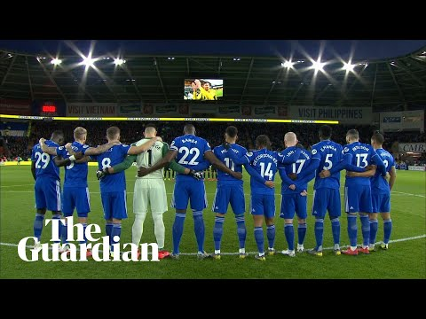 Cardiff City pay tribute to Emiliano Sala at game against Bournemouth