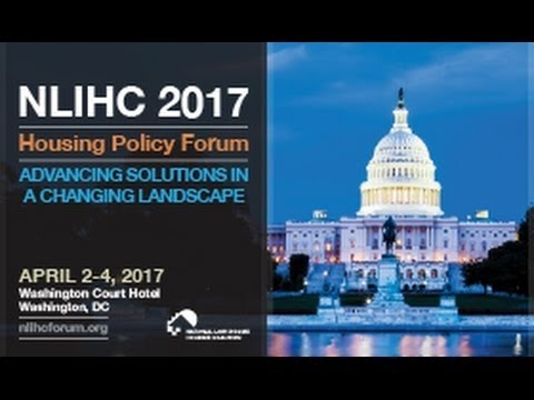 NLIHC Housing Policy Forum 2017: Rebalancing Federal Housing Policy