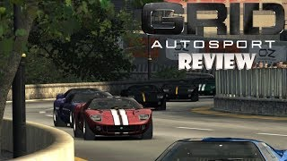 GRID: Autosport (Switch) Review (Video Game Video Review)