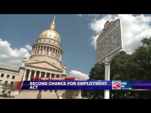 Second Chance Employment Act gives hope to West Virginians with felony records