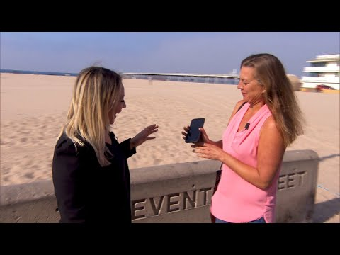 Lance Houston - This Woman Found a Long-Lost iPhone on the Beach