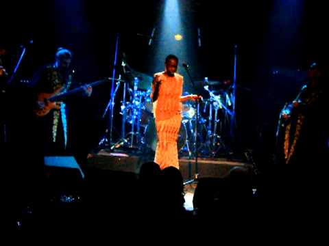 Tonye Aganaba - Summertime Live at Music Hall Lebanon