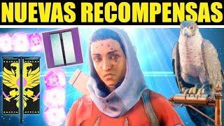 Destiny 2: COMO CONSEGUIR Recompensas +280 del Clan & Engramas Destructivos