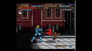 SNES Longplay [417] Street Combat