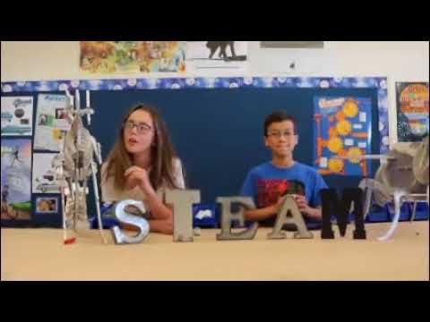 El Portal Elementary School STEAM Lab