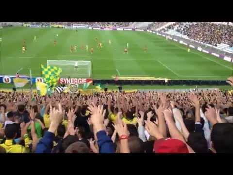 TRIBUNE LOIRE    FC Nantes – Montpellier HSC