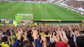 TRIBUNE LOIRE    FC Nantes - Montpellier HSC