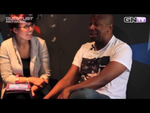 DJ Marky Interview - Guestlist 2012