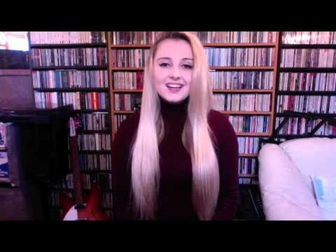 Me Singing 'When I Get Home' By The Beatles (Full Instrumental Cover By Amy Slattery)