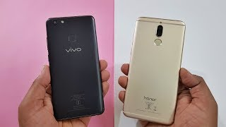 ViVo V7 Plus vs Honor 9i SPEED TEST | COMPARISON!!
