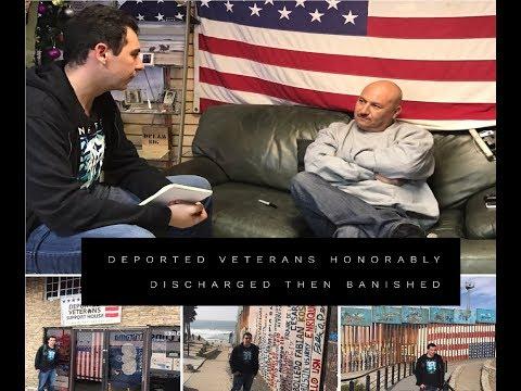 Deported Veterans in Tijuana