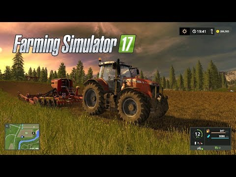 Farming Simulator 17--Private World #5!--THE ANIMALS NEED CARETAKING!