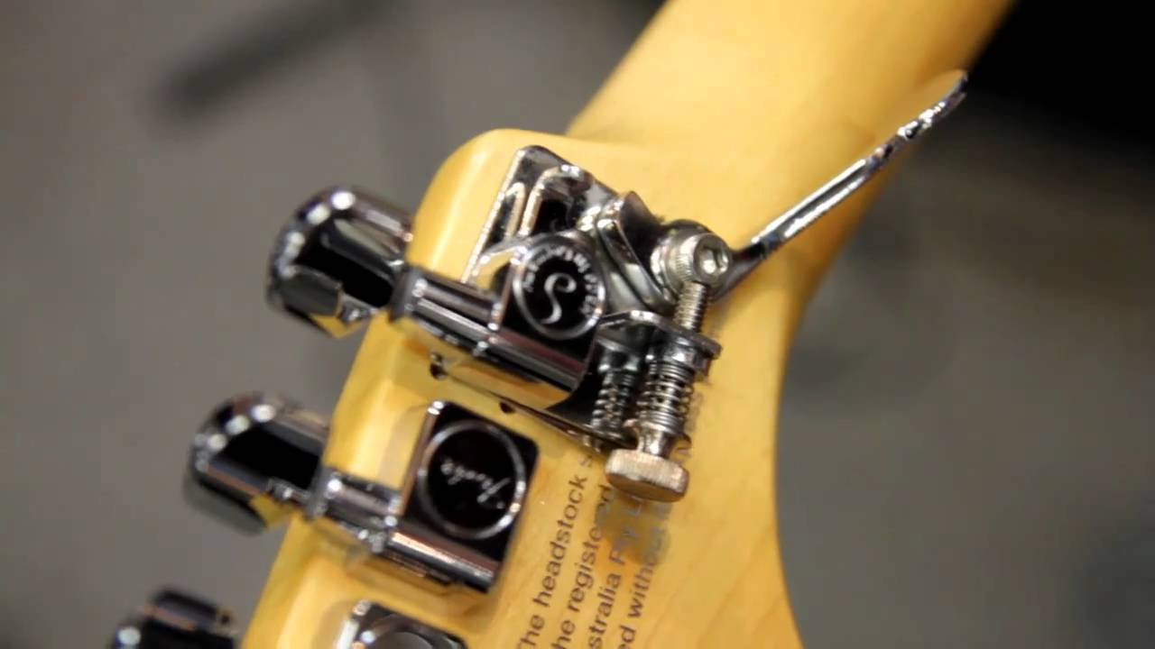 Hipshot Gt2 Guitar Xtender D Dropper Youtube Fender 4 Way Switch Telecaster