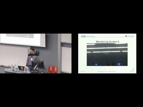 Stuttgart's Lecture Recording Setup using Matterhorn and TIKCA
