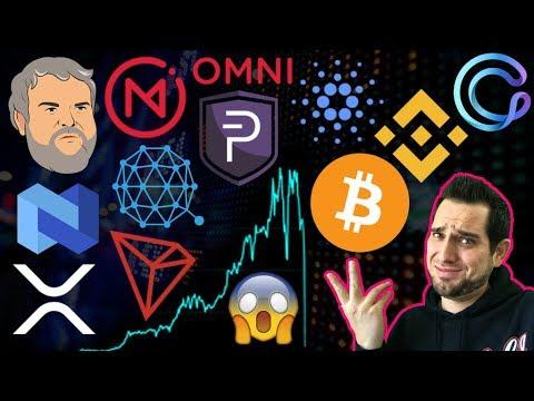 Bitfinex'ed: $BTC to $15?!? First Off-the-Grid Bitcoin Transaction! Omni & NEXO Integrate XRP