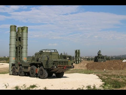 Russian S-400 Missile Defense System Deployed in Syria