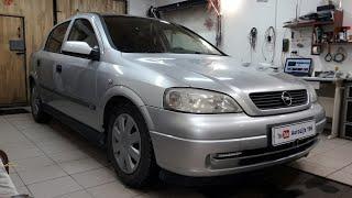 Opel Astra J 2001г. Куча мелких неисправностей.