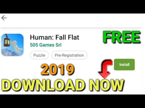How To Download And Play Human Fall Flat 505 Games Srl Game Free For Android in 427 MB Download Now