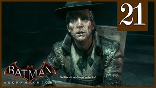 Mad Hatter Batman Arkham Knight Episode 21
