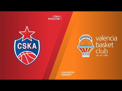 CSKA Moscow - Valencia Basket Highlights | Turkish Airlines EuroLeague, RS Round 21