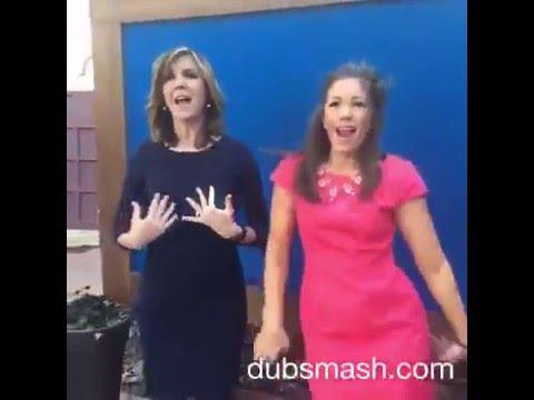 Danielle Grant & Becky Ditchfield: It's Raining Men, The Weather Girls by  NOT 9NEWS Denver