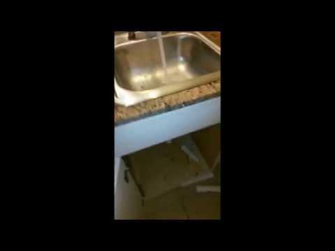 Bathroom Bar Sink Installation and Hook Ups