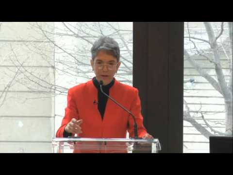Canada in the Global Economy: Wendy Dobson