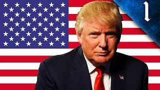 DONALD TRUMP WAR WITH MEXICO HEARTS OF IRON 4 MODERN DAY USA DONALD TRUMP EP. 1