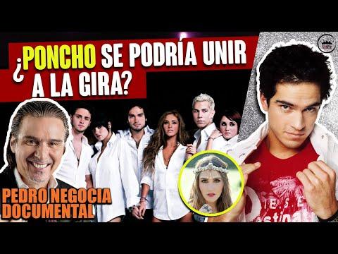 LA CARTA DE RBD Y RUMORES DE PONCHO EN LA GIRA  💥 Origen ¡Ya Tiene Fecha!