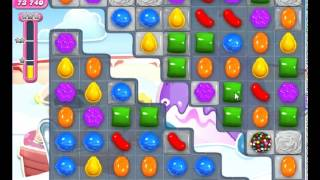 Candy Crush Saga Level 617 CE