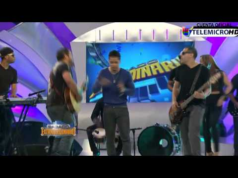 Grupo Vena  Corazón De Hierro  HD Live 2014
