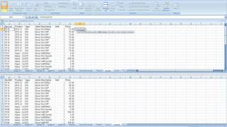 Excel Reconciliation Process using vlookup