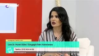 Çəpgözlük və uşaqlarda göz xəstəlikləri - HƏKİM İŞİ 20.06.2018