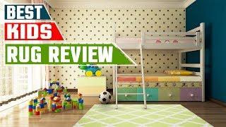 Kids Rugs: 5 Best Kid Friendly Rugs Review in 2019 | Round Kid's Rugs (Buying Guide)