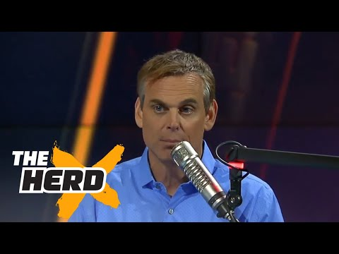 Hear what Blake Bortles admires about Tom Brady | THE HERD