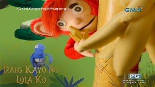 Daig Kayo Ng Lola Ko: Ang Madamot Na Matsing At Wais Na Pagong