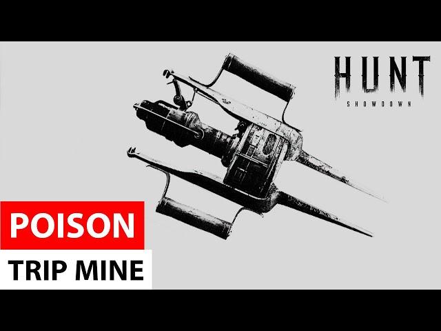 Poison Trip Mine in Hunt: Showdown