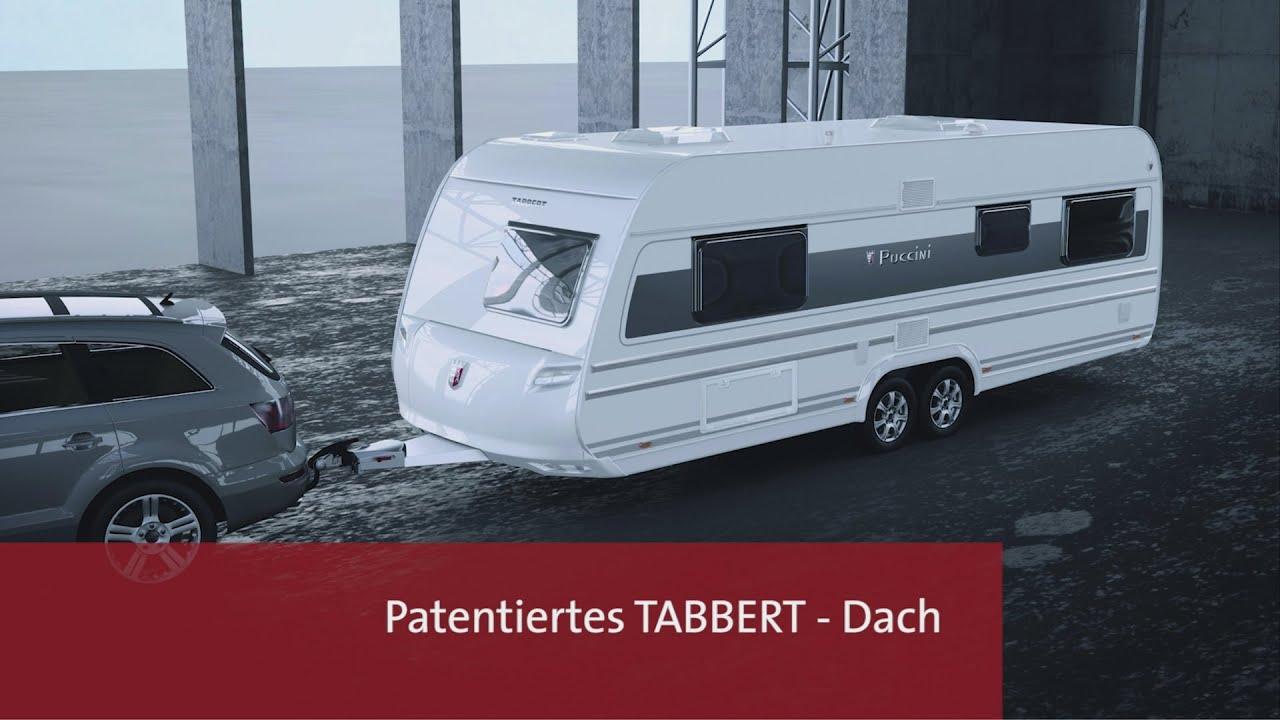 0e2168ce9f8cf0 TABBERT PUCCINI Produktvideo Modelljahr2015 DE - YouTube