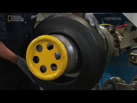 Megafactories: Michelin Tyres - Gyáróriások: Michelin 720p