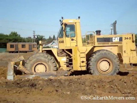 JKM Equipment's CAT 834B