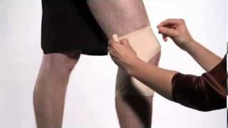 How to Wrap a Knee with ACE™ Brand Elastic Bandages