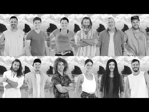 Australian Survivor 2017 CAST REACTION (SA, WA & QLD)